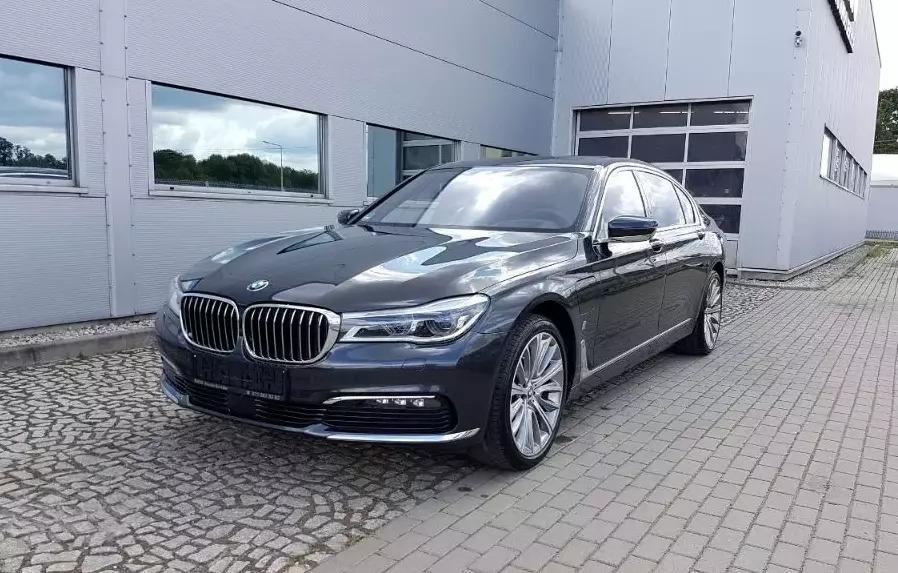 Sprzedaż samochodów marki BMW we Wrocławiu - BMW Seria 7 G11/12