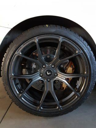 BMW M4 cabrio hamulce węglowe