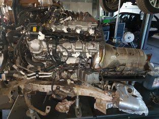 Naprawa silnika BMW N63