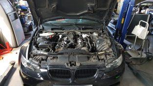 BMW M3 wymiana przepustnic