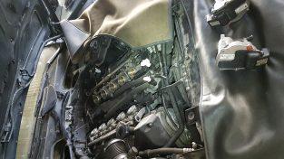 M5 507kM wymiana przepustnic