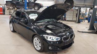BMW 1 sprawdzone i przygotowane do sprzedaży
