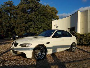Zmiana wyglądu BMW m3