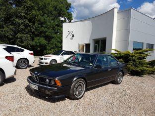 BMW 635 csi po renowacji w Stando BMW Wrocław