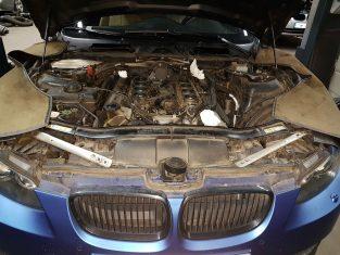 Naprawa silnika BMW M3