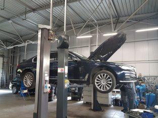 Przegląd BMW 7 g30