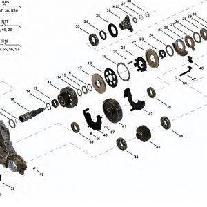 naprawa skrzyń BMW ATC