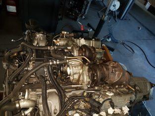 BMW f01 silnik N63