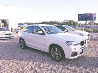 BMW X1 i X4 sprzedane w naszym salonie z gwarancją
