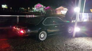 M6 e24 doprowadzenie do uruchomienia auta i jazdy