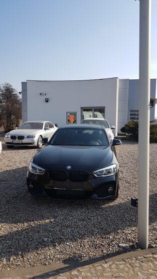 Używany samochód BMW X1 z gwarancją sprzedany w naszym salonie