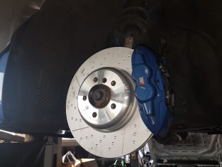 BMW 3 tuning hamulców