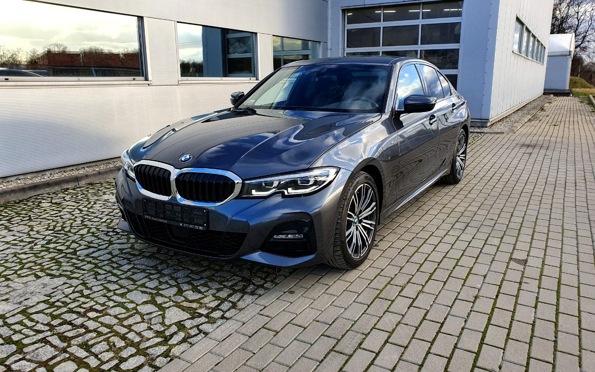 Sprzedaż samochodów marki BMW we Wrocławiu - BMW 320d G20