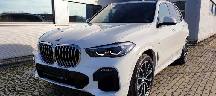 BMW X5 30d G05