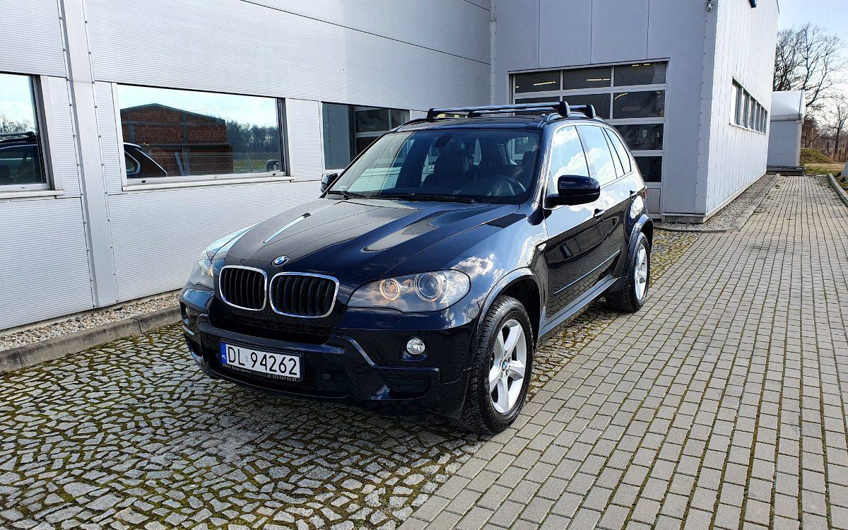 Sprzedaż samochodów marki BMW we Wrocławiu - BMW X5 E70