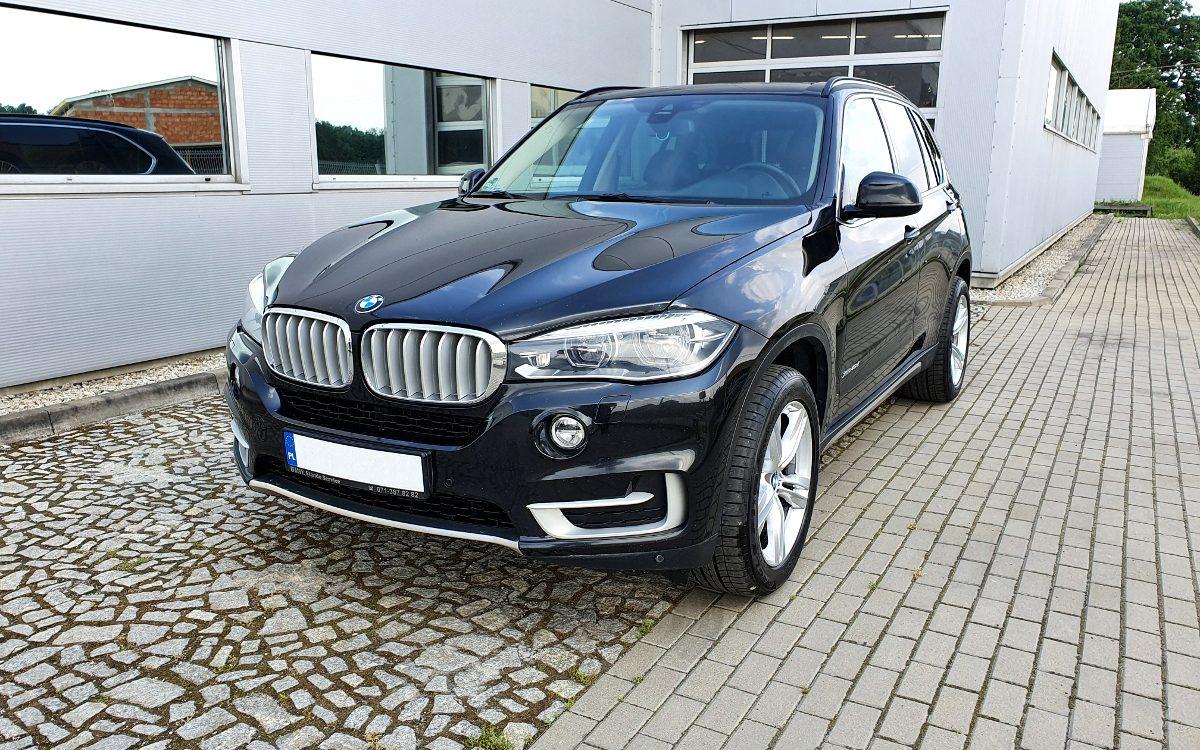 Sprzedaż samochodów marki BMW we Wrocławiu - BMW X5 40d Bogate Wyposażenie*F. VAT
