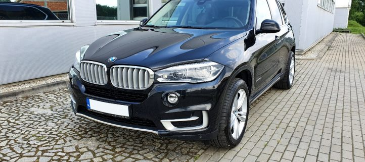 BMW X5 40d Bogate Wyposażenie*F. VAT