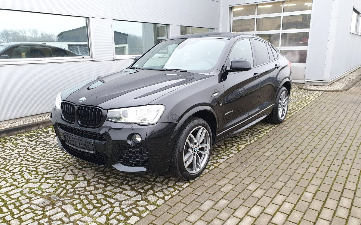 Sprzedaż samochodów marki BMW we Wrocławiu - BMW X4 20d xDrive M-Pakiet*Gwarancja*Salon Polska Faktura VAT