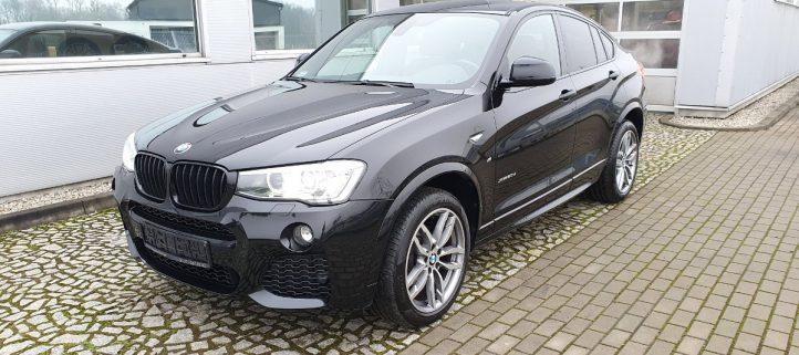 BMW X4 20d xDrive M-Pakiet*Gwarancja*Salon Polska Faktura VAT