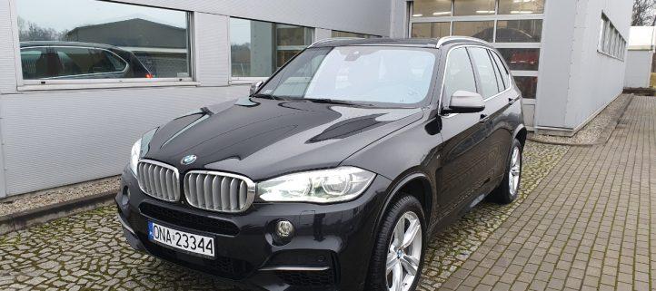 BMW X5 M50d Polski Salon*Bogate Wyposażenie*F. VAT 23%