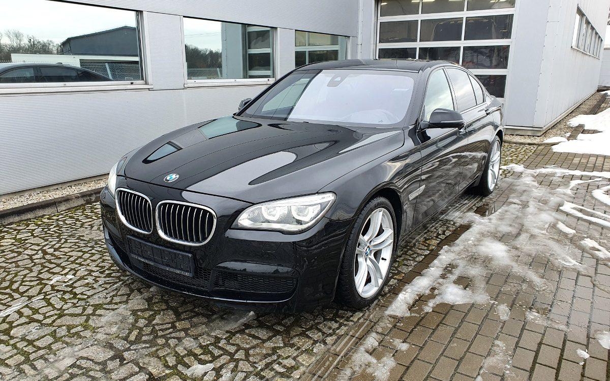 Sprzedaż samochodów marki BMW we Wrocławiu - BMW 740d xDrive M-Pakiet*Bardzo Dobre Wyposażenie*Serwisowany*Faktura VAT