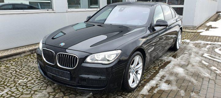 BMW 740d xDrive M-Pakiet*Bardzo Dobre Wyposażenie*Serwisowany*Faktura VAT
