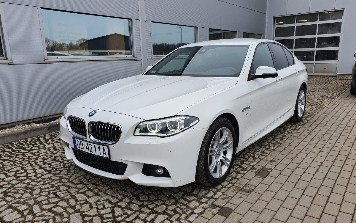 Sprzedaż samochodów marki BMW we Wrocławiu - BMW 520d xDrive*M-Pakiet*Salon Polska*Serwisowany
