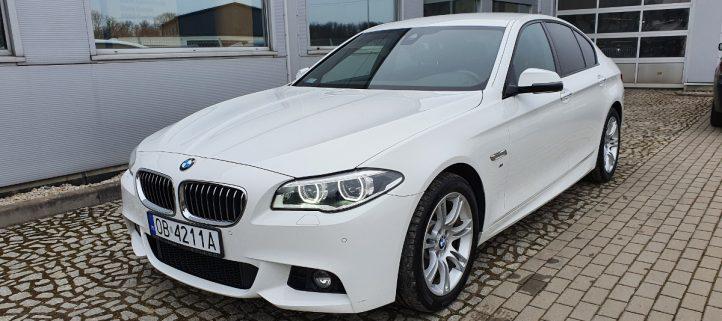 BMW 520d xDrive*M-Pakiet*Salon Polska*Serwisowany